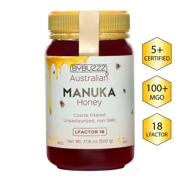 Manuka honey 5+ UMF