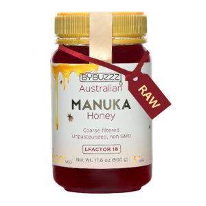Jumbo sozed creamy Manuka honey