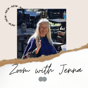 Zoom Coaching session with Jenna