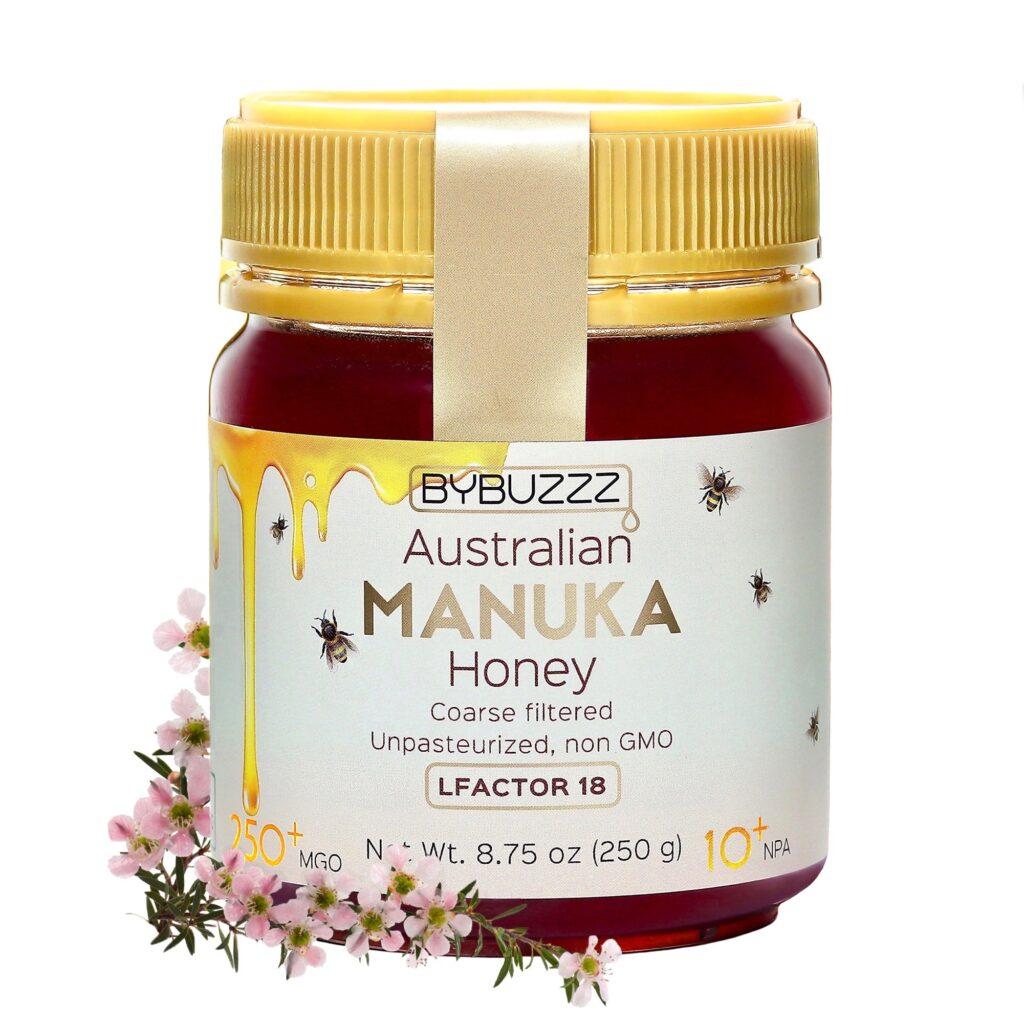 Manuka honey internal and external uses